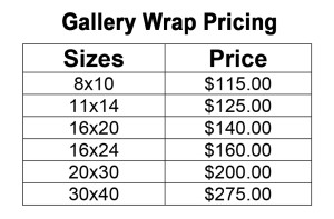 Gallery-Wrap-Pricing